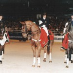 CHANTOR - Salon du Cheval de Paris 1997